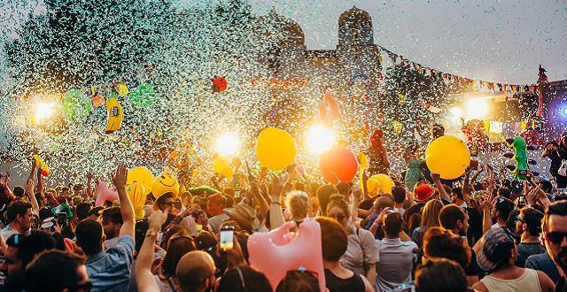 Découvrez le top 15 des destinations pour faire la fête